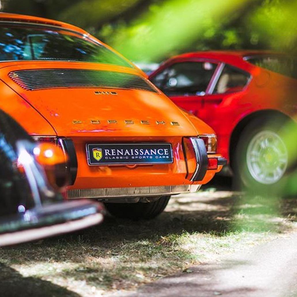 Belgravia Classic Car Show 2018