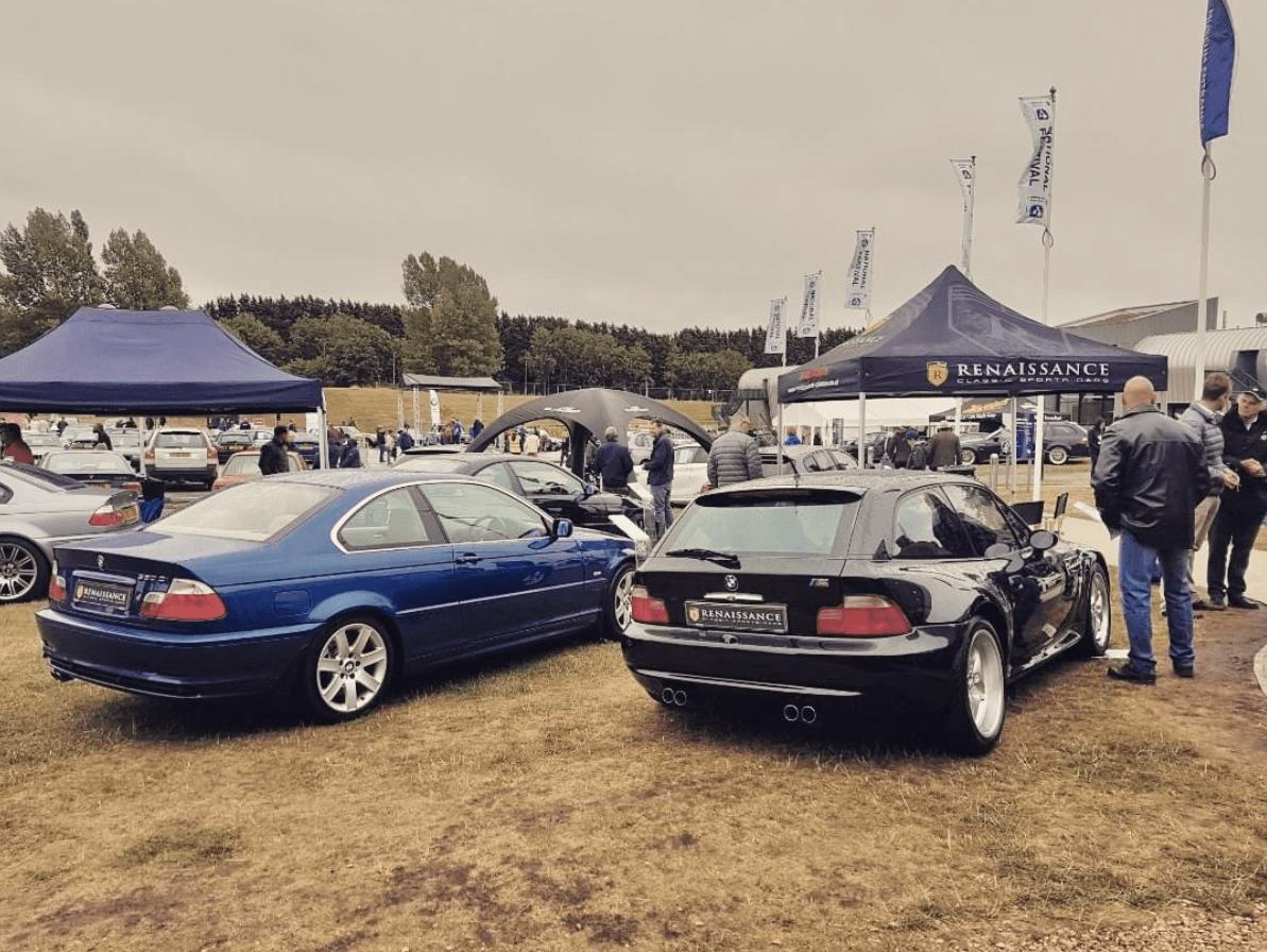 BMW CAR CLUB GB NATIONAL FESTIVAL 2018