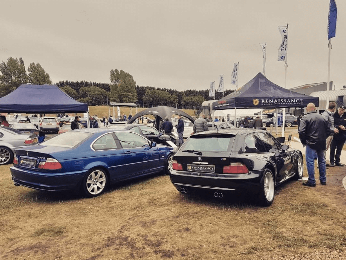 BMW CAR CLUB GB NATIONAL FESTIVAL 2018