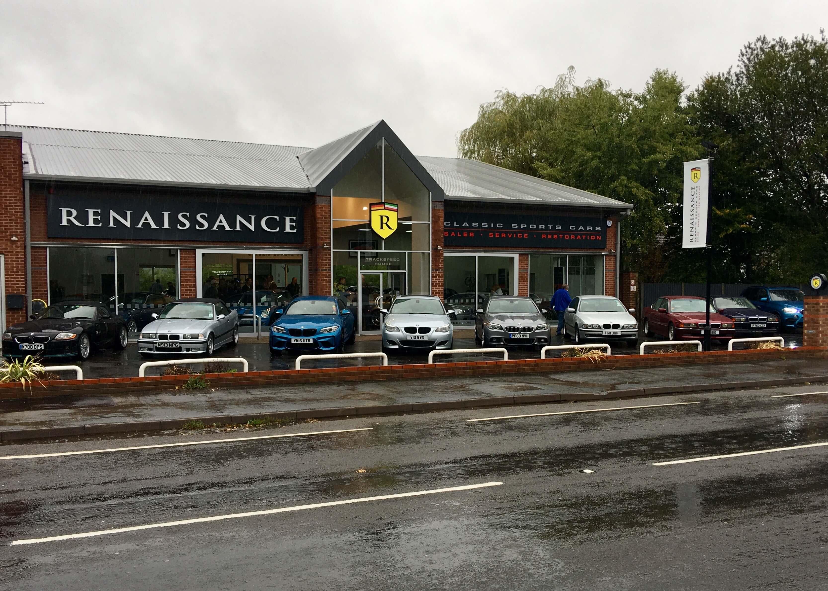 BMW CAR CLUB SOUTH EAST BREAKFAST CLUB MEETING