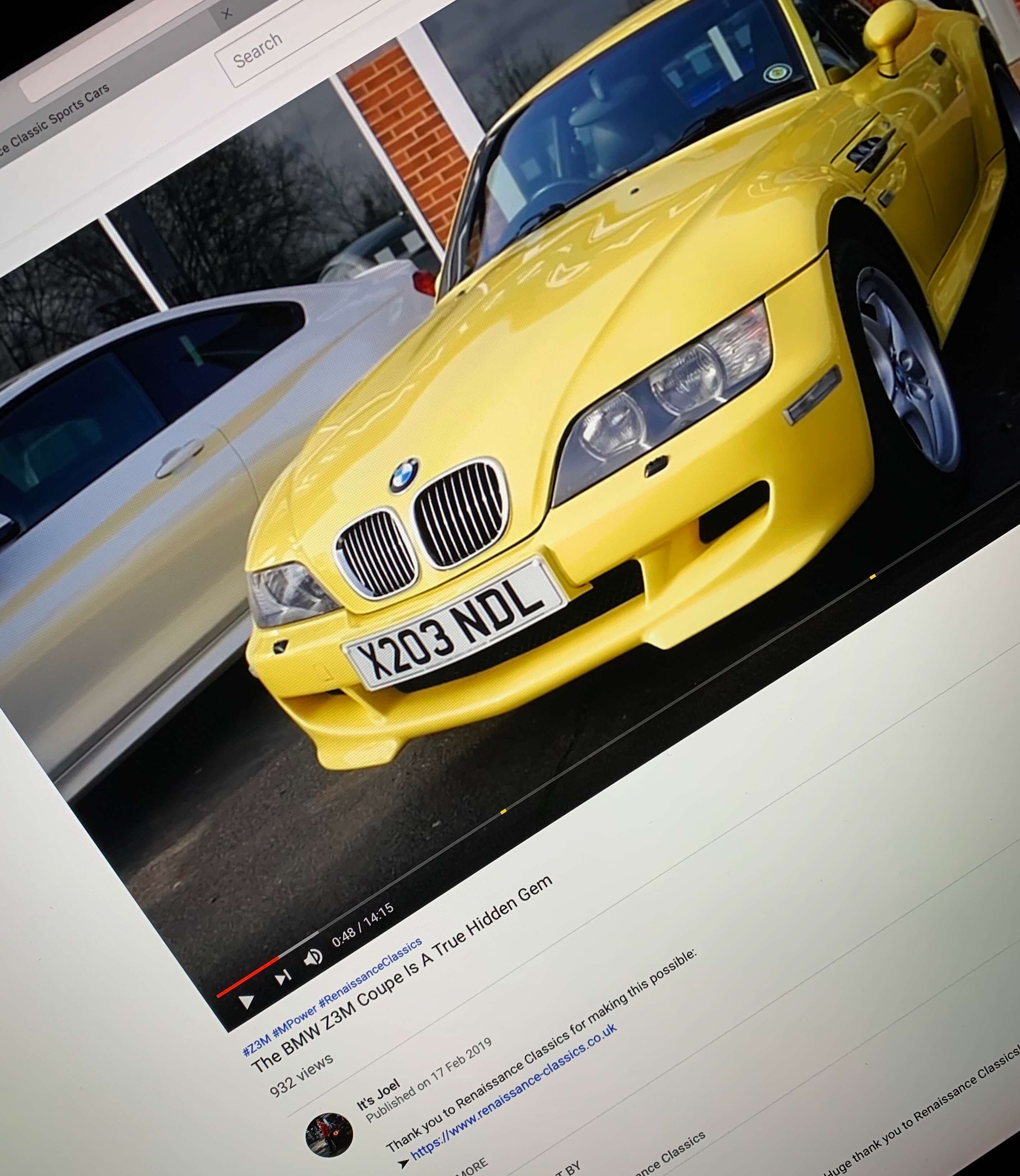 THE BMW Z3M COUPE IS A TRUE HIDDEN GEM