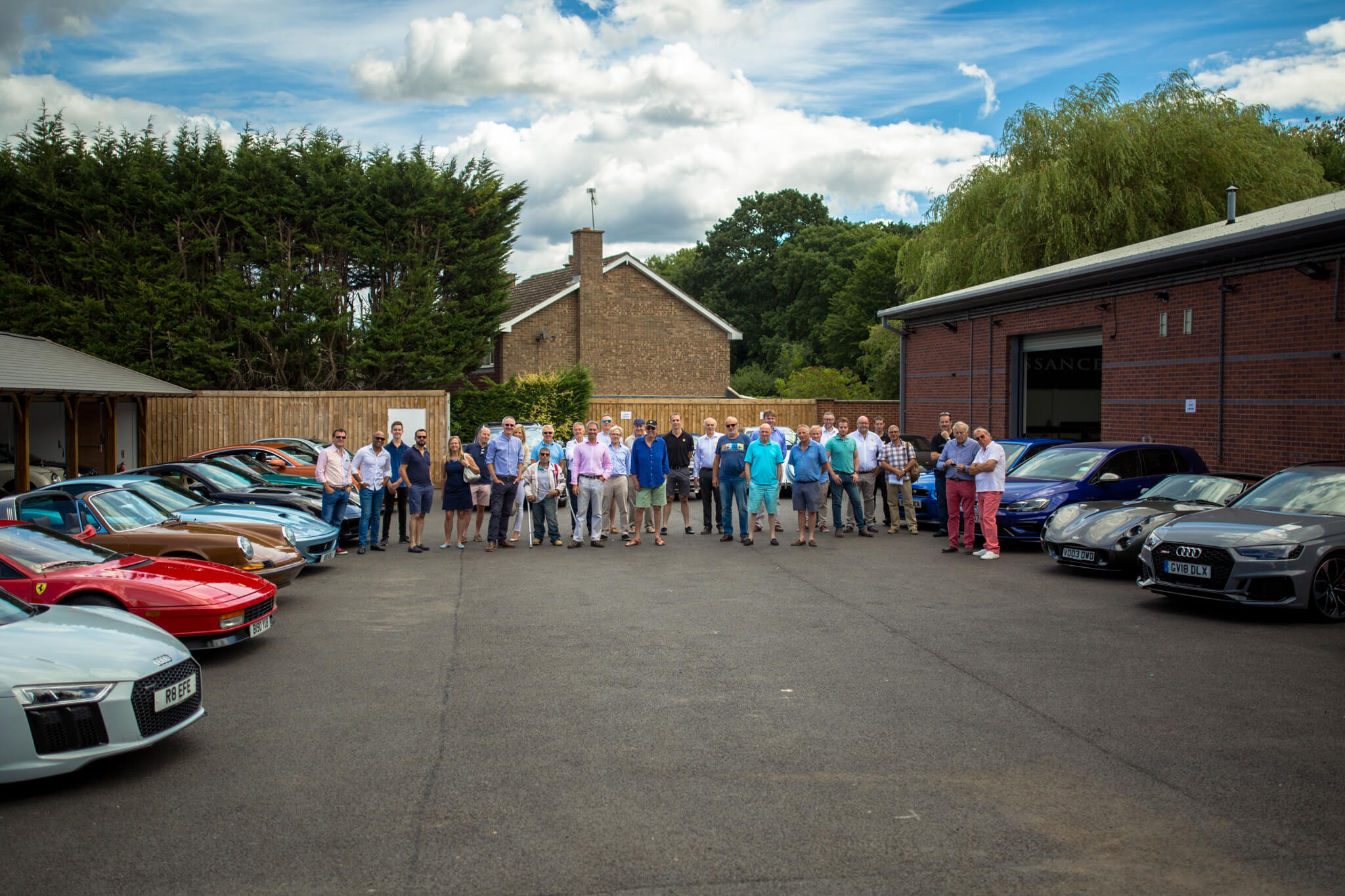 The Brake Fast Club Breakfast Meet