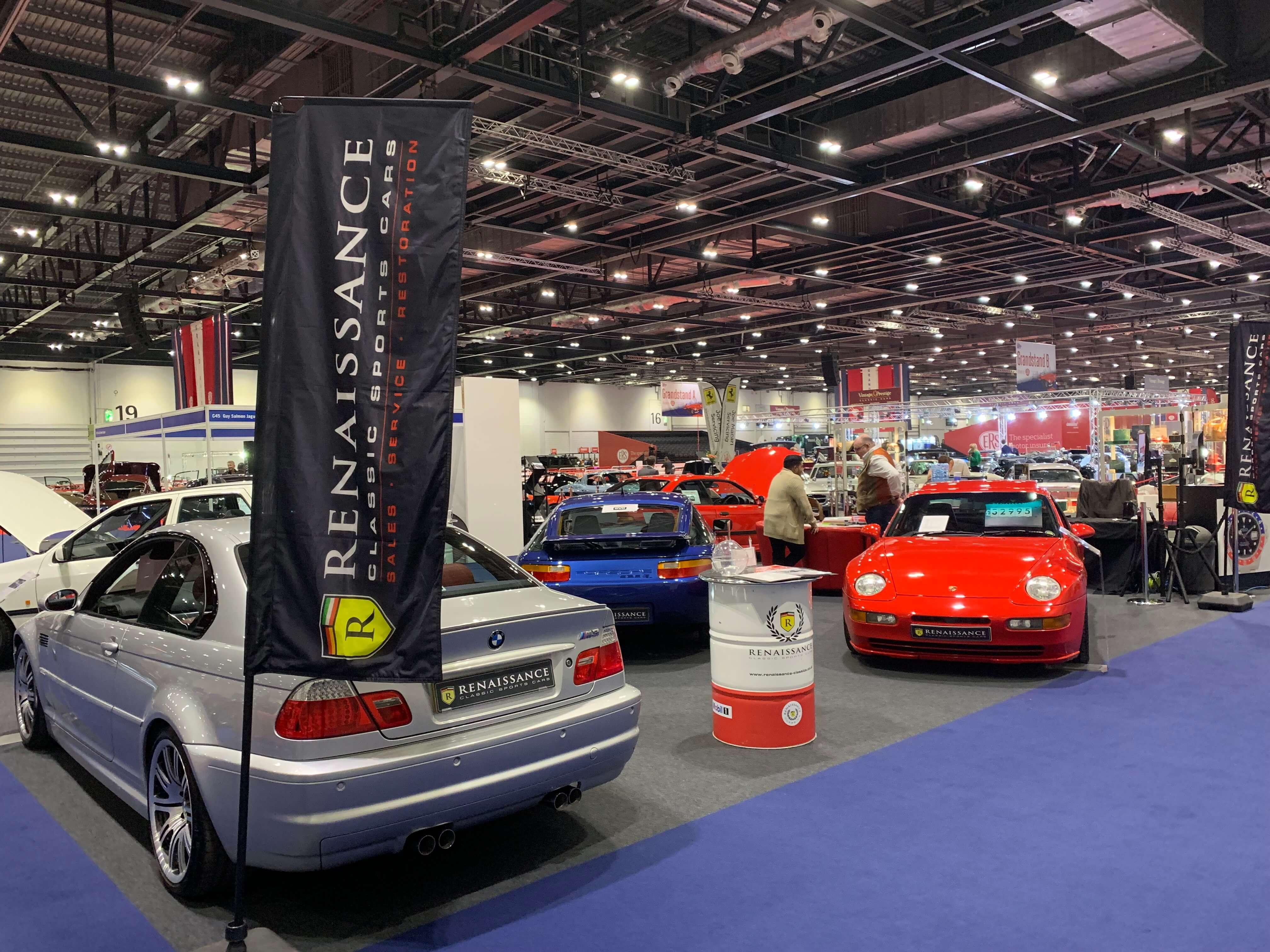 THE LONDON CLASSIC CAR SHOW 2019