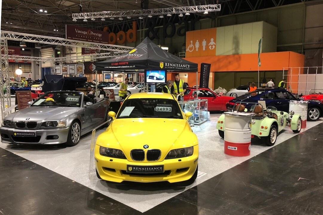 Lancaster Insurance Classic Motor Show 2018